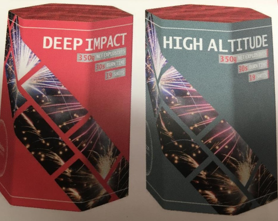 Deep Impact/High Altitude deal